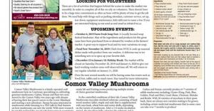 Comox Valley Record presents Comox Valley Mushrooms